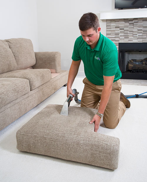 Action Chem-Dry professional upholstery cleaning